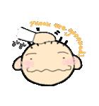 ボーダーかっちゃんと小鳥2(個別スタンプ:12)
