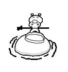 お椀のピピ(ピピ語対応)(個別スタンプ:36)
