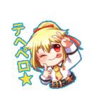 カワイイ店長! 伊瀬サツキちゃん!(個別スタンプ:19)