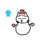 三毛猫の猫美 2(個別スタンプ:6)