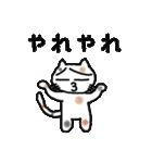 三毛猫の猫美 2(個別スタンプ:15)