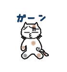 三毛猫の猫美 2(個別スタンプ:38)