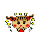 お茶目なみーちゃん(個別スタンプ:07)