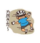 あぁ、ロードバイク!(個別スタンプ:10)