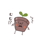 植木鉢おじさま(個別スタンプ:07)
