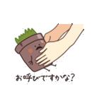 植木鉢おじさま(個別スタンプ:13)