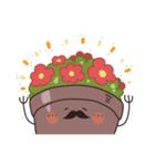 植木鉢おじさま(個別スタンプ:25)