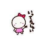 ガールちゃんとボーイくん(個別スタンプ:02)