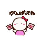 ガールちゃんとボーイくん(個別スタンプ:03)