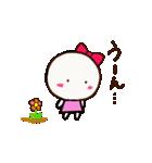 ガールちゃんとボーイくん(個別スタンプ:32)