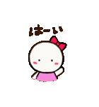 ガールちゃんとボーイくん(個別スタンプ:35)