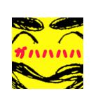 げんさんの顔スタンプ(個別スタンプ:18)
