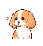 いぬだらけ。小型犬-その1-(個別スタンプ:4)