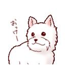 いぬだらけ。小型犬-その1-(個別スタンプ:6)