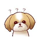 いぬだらけ。小型犬-その1-(個別スタンプ:11)
