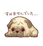 いぬだらけ。小型犬-その1-(個別スタンプ:20)