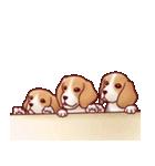 いぬだらけ。小型犬-その1-(個別スタンプ:26)