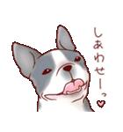 いぬだらけ。小型犬-その1-(個別スタンプ:30)