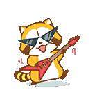 ROCK♪ラスカル アニメスタンプ(個別スタンプ:01)