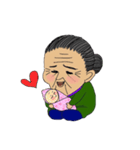 スミちゃん(個別スタンプ:01)