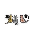 すきみゃさんスタンプ(個別スタンプ:04)
