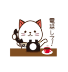 Cafeねこ(個別スタンプ:36)