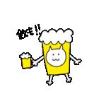ねこビール(個別スタンプ:27)