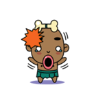 'Ubaba'(個別スタンプ:36)