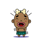 'Ubaba'(個別スタンプ:38)