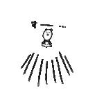 シュールなパンダ 2(個別スタンプ:40)