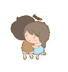 little photography & fat girl(個別スタンプ:19)