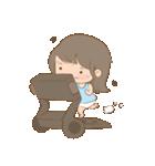 little photography & fat girl(個別スタンプ:21)