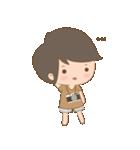 little photography & fat girl(個別スタンプ:37)