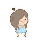 little photography & fat girl(個別スタンプ:39)