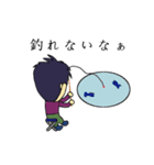 ダメダメな日(個別スタンプ:32)