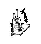 うさぎのラビリンス(個別スタンプ:02)