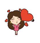 Lovely You & Me : JP(個別スタンプ:01)