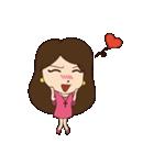 Lovely You & Me : JP(個別スタンプ:02)