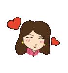 Lovely You & Me : JP(個別スタンプ:03)