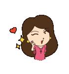 Lovely You & Me : JP(個別スタンプ:04)