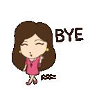 Lovely You & Me : JP(個別スタンプ:12)