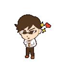 Lovely You & Me : JP(個別スタンプ:13)