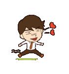 Lovely You & Me : JP(個別スタンプ:15)