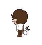 Lovely You & Me : JP(個別スタンプ:22)