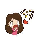 Lovely You & Me : JP(個別スタンプ:36)