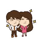 Lovely You & Me : JP(個別スタンプ:38)