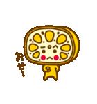 熊本LOVE!辛口れんこんちゃん(個別スタンプ:11)