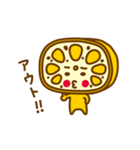 熊本LOVE!辛口れんこんちゃん(個別スタンプ:30)
