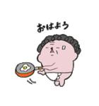 よだれちゃんのおかん(個別スタンプ:01)