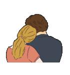 Hugs and Kisses!(個別スタンプ:11)